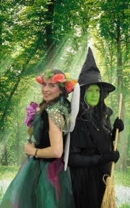 Fairy & Witch 2