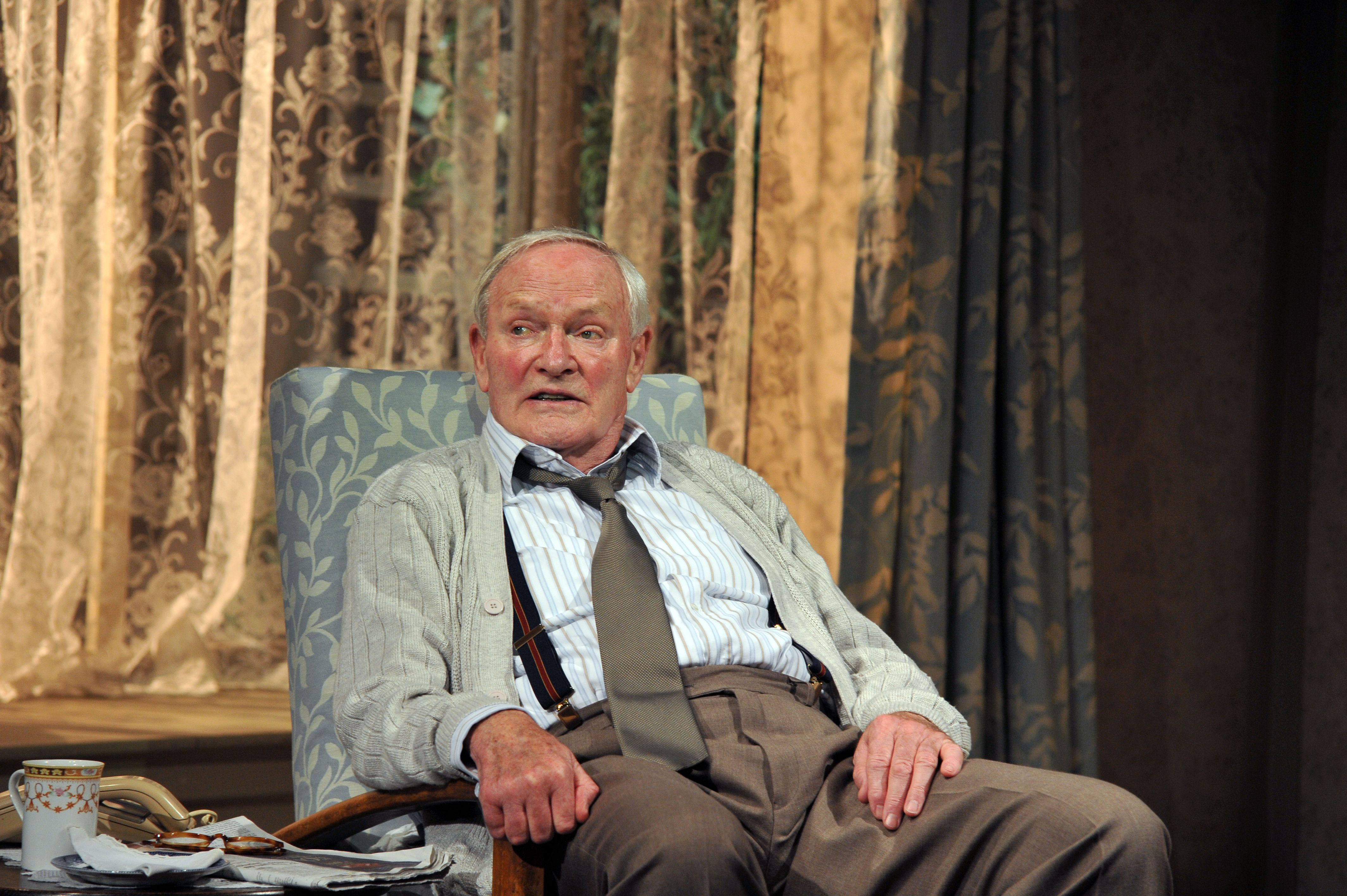 julian glover troy
