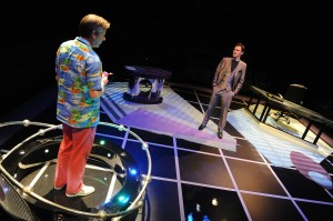 Bill Champion and Ben Porter in Surprises by Alan Ayckbourn - Photo by Robert Day 1