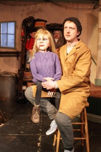 Shop of Little Horrors- tobacco factory theatre- theatre bath