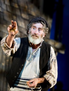 FOTR - Paul Michael Glaser (Tevye) - Credit Tristram Kenton - (ref545)