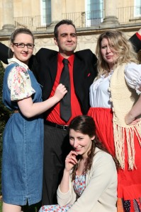 The Witches of Eastwick - Bath Operatic and Dramatic Society - Photo credit Rupert Davis - (ref1)