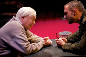 Russell Dixon and Richard Stacey- Roundelay- Theatre Royal- photos by Tony Bartholomew- Theatre Bath