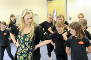 Bath Theatre School - Annie Get Your Gun Masterclass- Theatre Bath