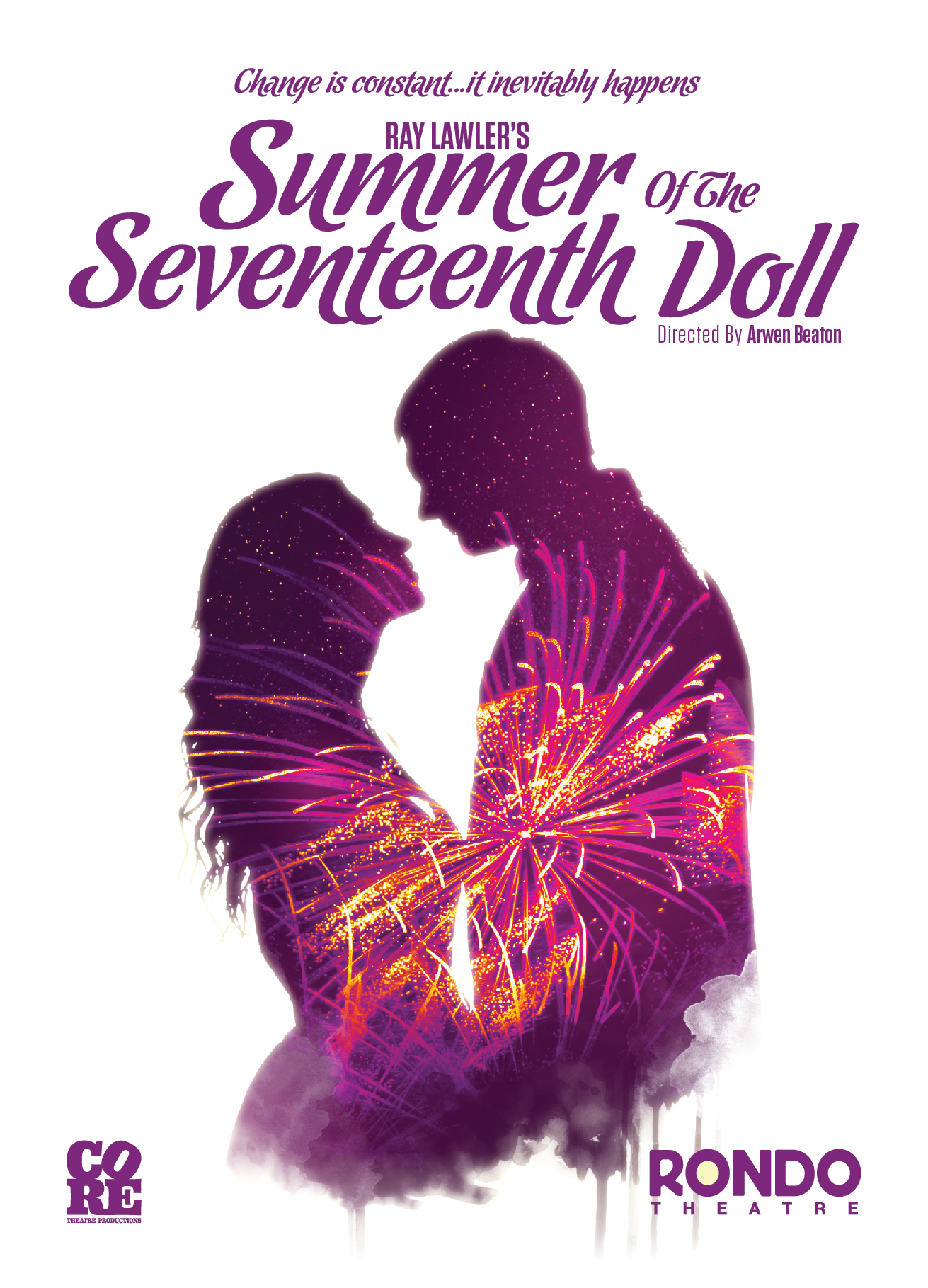 Summer of The Seventeenth Doll- Rondo Theatre- Theatre Bath