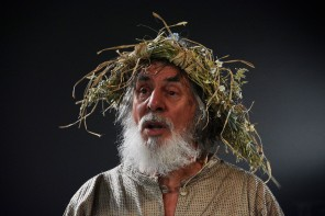 King Lear - Barrie Rutter as King Lear - ® Photo credit Nobby Clark - Theatre Royal Bath- TheatreBath