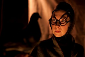 Head in the Clouds - Helen Aldritch as Marie Marvingt- Egg Theatre- Theatre Bath