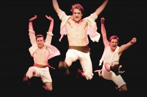 Sasha Regan's all-male production of The Pirates of Penzance - Theatre Royal Bath- Theatre Bath