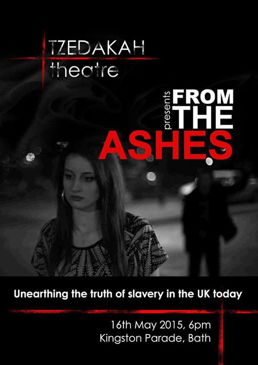 From the ashes flyer