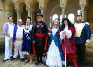 G&S Society- The Gondoliers- Theatre Bath