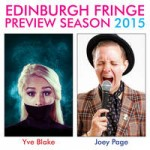 YveBlake-JoeyPage_medium- Komedia- Theatre Bath