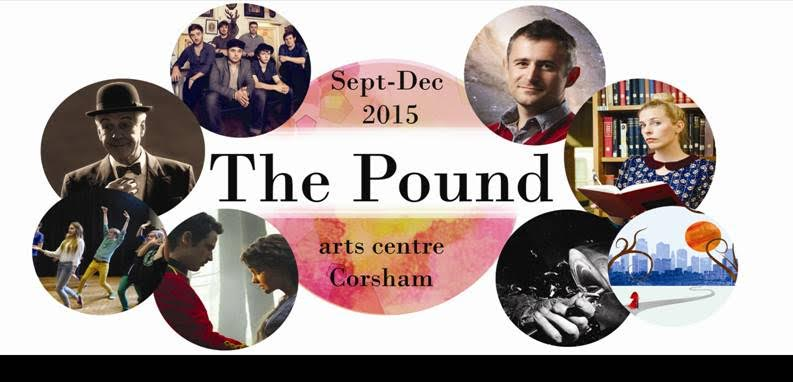 pound arts autumn 2015- theatre bath