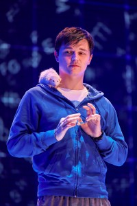 Joshua Jenkins (Christopher) in The Curious Incident of the the Dog in the Night-Time - Theatre Royal Bath- Theatre Bath