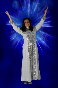 Sister Act - Aimi Kuhlke as Deloris - Bath Light Operatic Group - Theatre Royal Bath