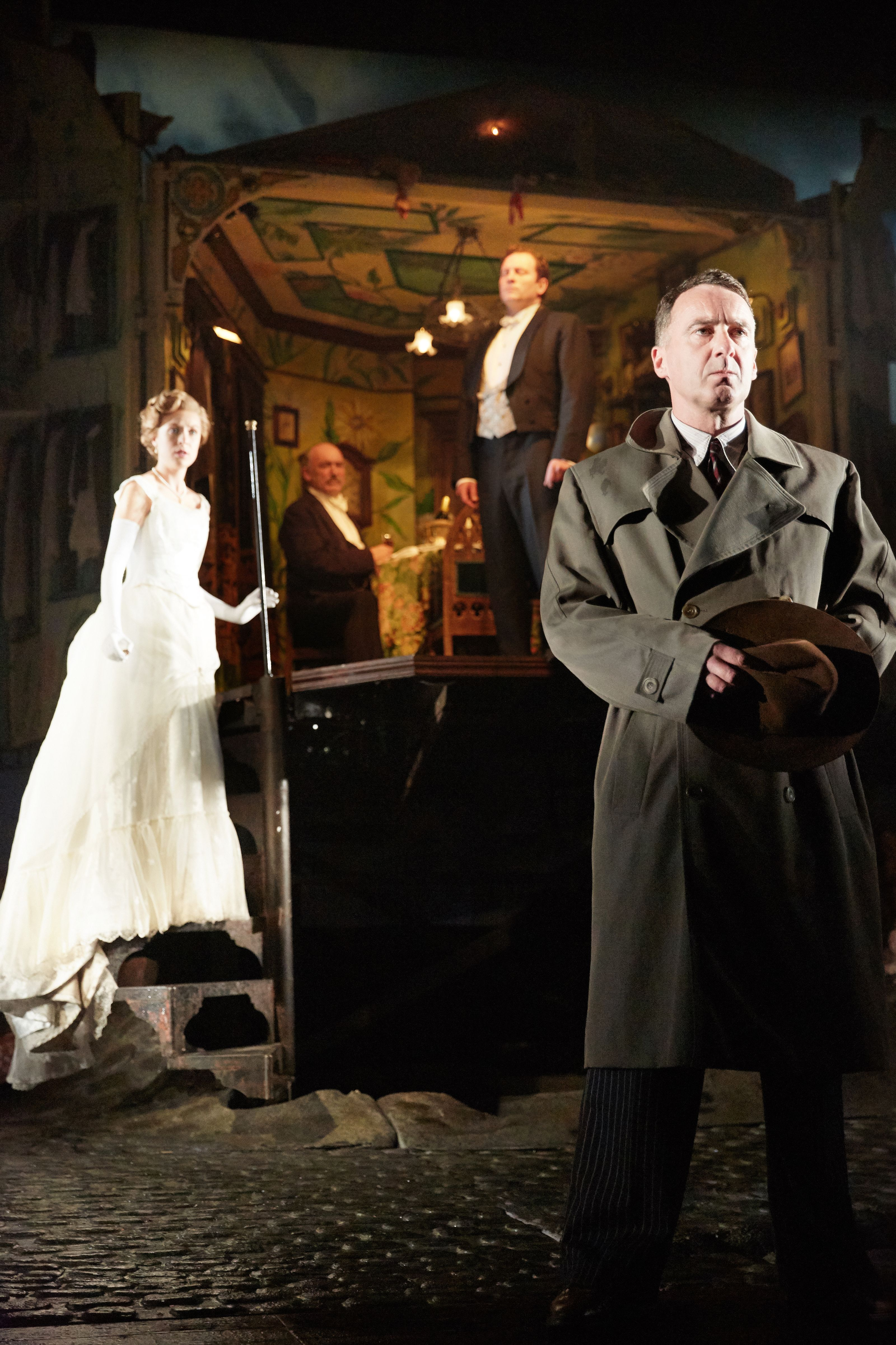 an inspector calls who was Playhouse theatre london and an inspector calls show information, performance schedule and audience reviews directed by stephen daldry.