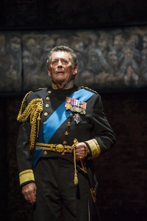 King Charles III - Robert Powell as King Charles - 2015 UK Tour - Theatre Royal Bath- Theatre Bath