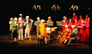 18th Century Concert Orchestra - Handel's Messiah By Candlelight- Theatre Royal Bath- Theatre Bath