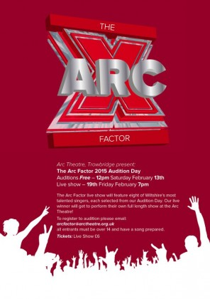 ARC FACTOR - Arc Theatre - Theatre Bath