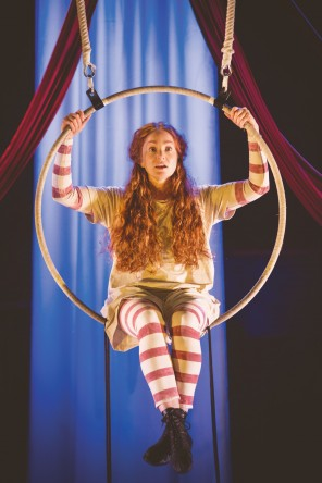 Hetty Feather - Phoebe Thomas - Theatre Royal Bath - Theatre Bath