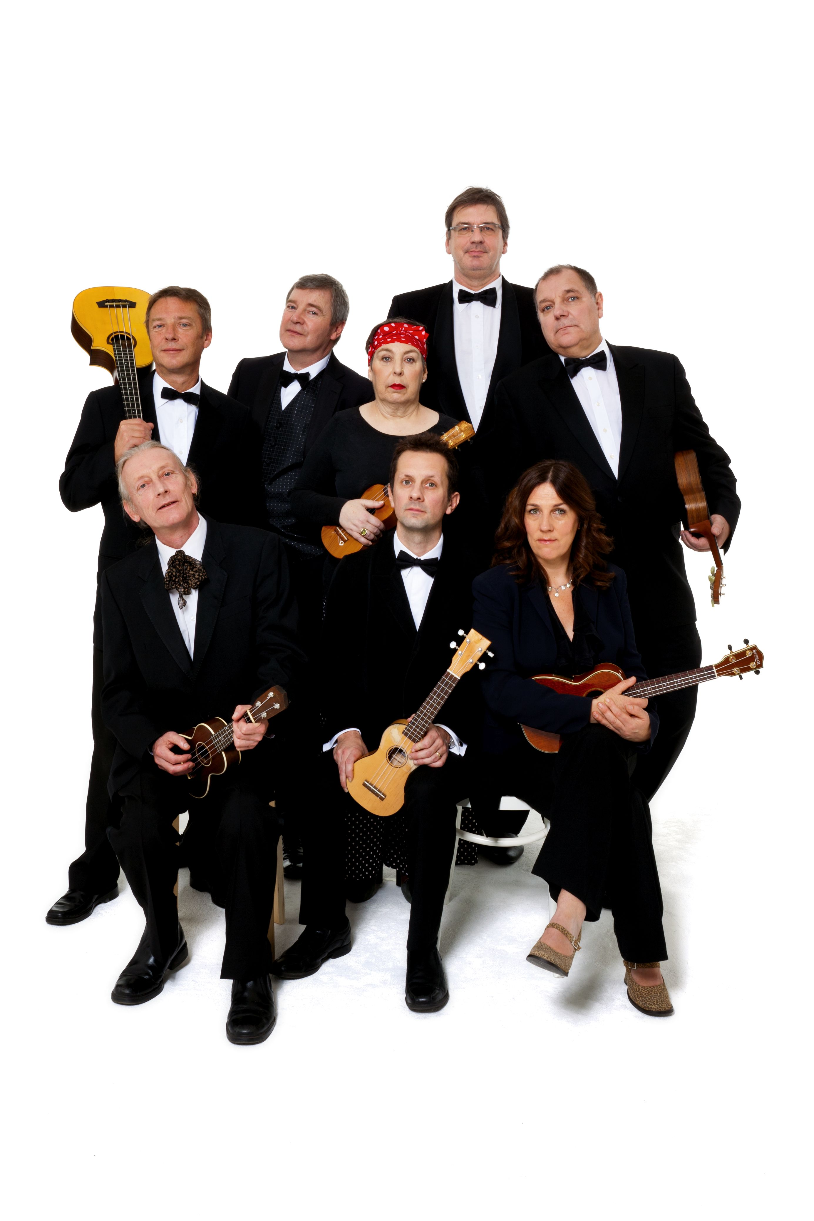 The Ukulele Orchestra of Great Britain - Theatre Royal Bath - Theatre Bath