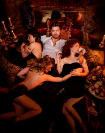 Dominic Cooper - The Libertine - Theatre Royal Bath - Theatre Bath