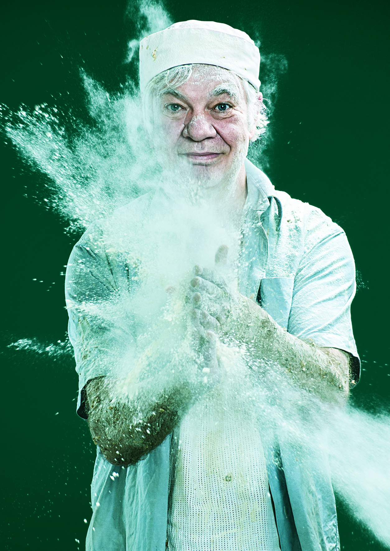 Matthew Kelly as Nellie in Toast - Theatre Royal Bath - Theatre Bath