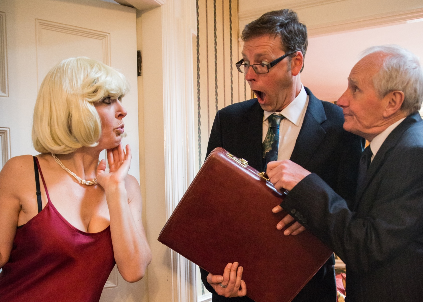 Out of Order - Argyle Players - Theatre Bath