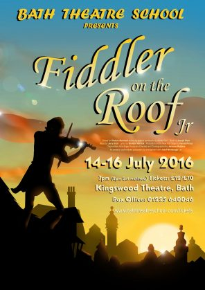 fiddler on the roof BTS - Theatre Bath