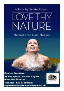 Love Thy Nature Flyer