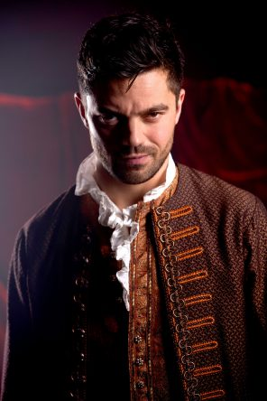 The Libertine - Dominic Cooper as John Wilmot Second Earl of Rochester - Theatre Royal Bath - Theatre Bath