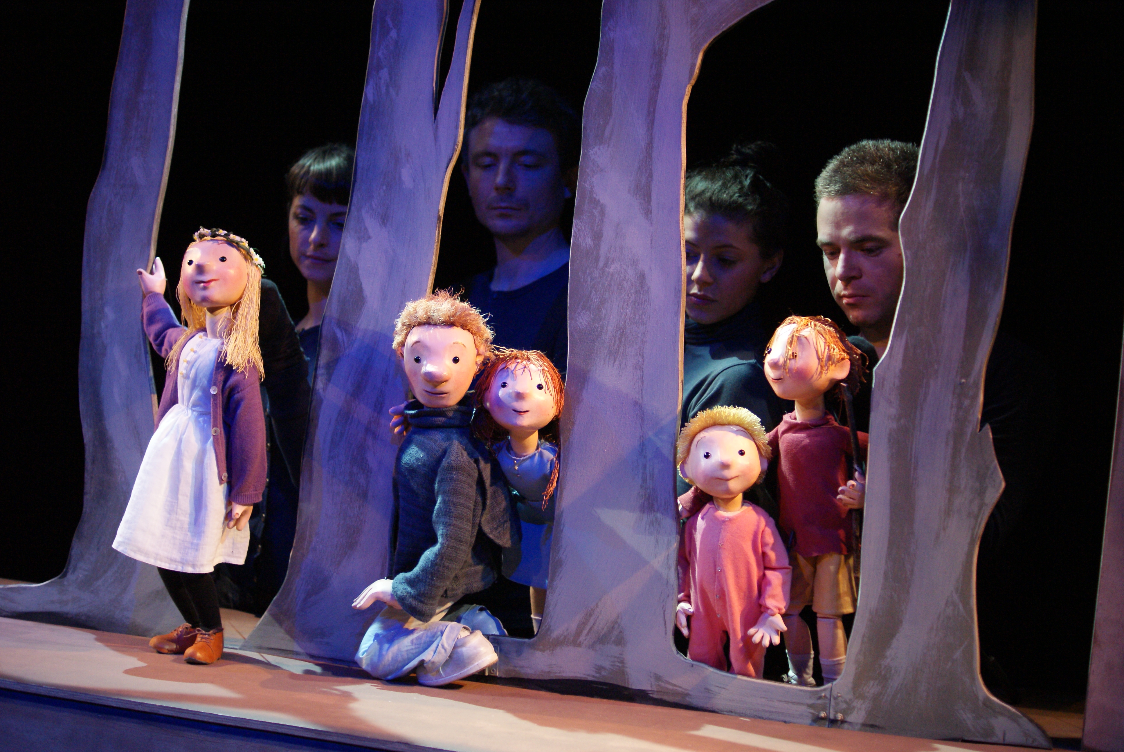 Bear Hunt - egg theatre - Theatre Bath