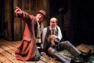 David Acton and Matthew Spencer - The Woman In Black - Theatre Royal Bath - Theatre Bath